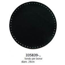 FONDO TONDO 28 cm cod. 335839