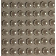 MEZZE PERLE ADESIVE 6 mm