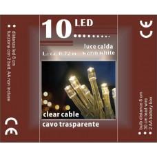 LUCI A LED 10