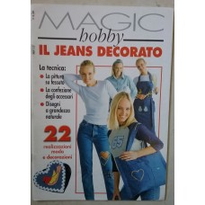 MAGIC HOBBY - IL JEANS DECORATO