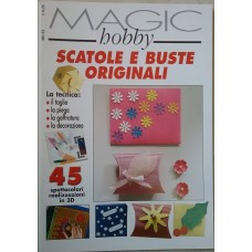 MAGIC HOBBY - SCATOLE E BUSTE ORIGINALI