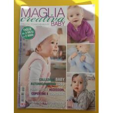MAGLIA CREATIVA BABY N. 6