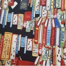 Tessuto AMERICANO patchwork BOOKS
