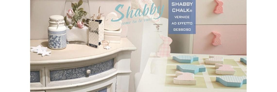 SHABBY CHALK
